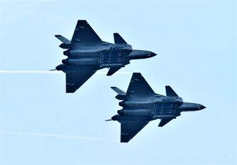 رونمایی چینیها از جنگندههای فوقپیشرفته
