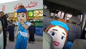 جدال بر سر بازداشت عروسک بی حجاب در عربستان!