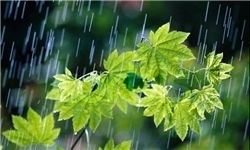 بارندگیها و خنکی هوا در نقاط مختلف کشور