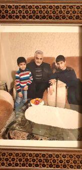 خاطره دیدار فرزند شهید نصرتی با سردار دلها