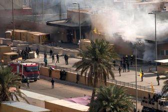 انفجار مهیب در شمال شهر بغداد