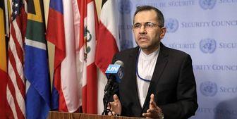 ایران از مردم و دولت کوبا در مبارزه علیه اقدامات غیرقانونی آمریکا حمایت می کند