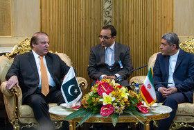 نخستوزیر پاکستان تهران را ترک کرد