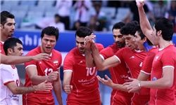 ایران باز هم کره را برد و قهرمان شد