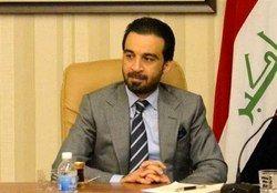 رئیس پارلمان عراق وارد برلین شد