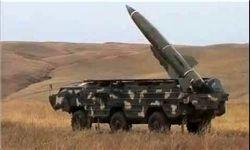 شلیک موشک به پایگاه نظامیان سعودی در یمن