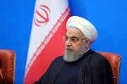 روحانی درگذشت پدر شهیدان کریمی هویه را تسلیت گفت