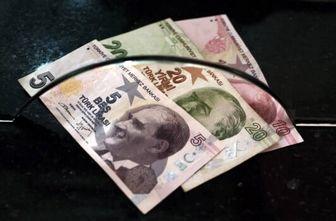 کاهش بی سابقه ارزش لیر ترکیه