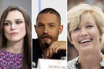 بازیگران مطرح سینما در فهرست تجلیل ملکه الیزابت