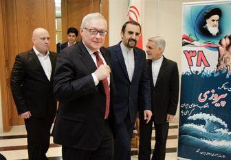 برگزاری مراسم ۲۲ بهمن در سفارت ایران در مسکو