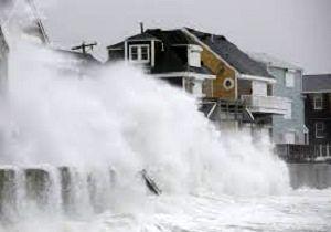 کشته شدن 5 نفر بر اثر توفان در آمریکا