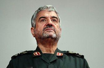 واکنش فرمانده سپاه به اظهارات وزیر خارجه آمریکا درباره سردار سلیمانی