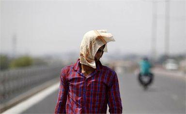 گرمای بی سابقه در هند