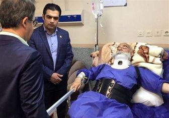 علت تصادف و وضعیت کنونی عضو مجلس خبرگان