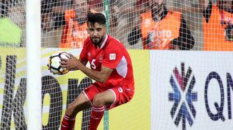 بشار رسن: بازیکنان کاشیما جهنم آزادی را ندیدند
