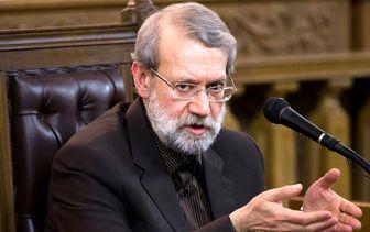 لاریجانی: درشرایط فعلی تروریسم یک بحران بینالمللی است