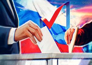 حاشیه در انتخابات روسیه