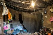 سایه نشین فقر/ گزارش تصویری