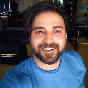 بابک جهانبخش چه تیپی زده/عکس