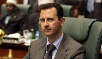 روسیه:بشار اسد رهبر ملی سوریه است