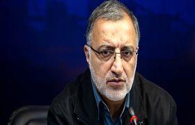 ثبت نام علیرضا زاکانی در انتخابات ریاست جمهوری+فیلم