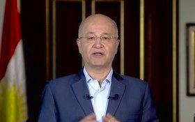 برنامه رئیس جمهور جدید عراق برای حل مشکلات