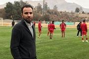 اظهارات خلیلی در مورد نقل و انتقالات باشگاه پرسپولیس