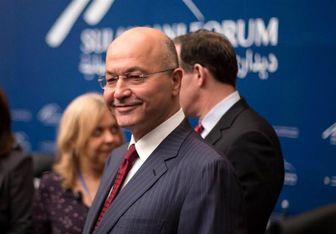 نخست وزیر و رئیس جمهور جدید عراق رایزنی کردند