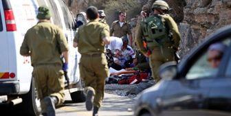 زخمی شدن ۴۴ فلسطینی در کرانه باختری