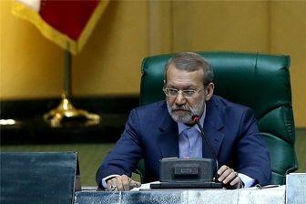 توضیحات لاریجانی درباره جلسه غیر علنی مجلس