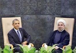 اوباما آمادگی تعامل با روحانی را داد