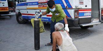 آمار ابتلا به کرونا در هند رکورد تازه زد