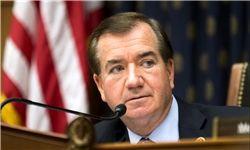 نماینده ارشد کنگره: ایران به دنبال خرید زمان است
