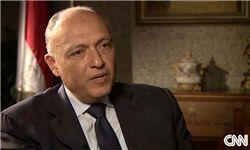 وزیر خارجه مصر با نوری مالکی دیدار کرد