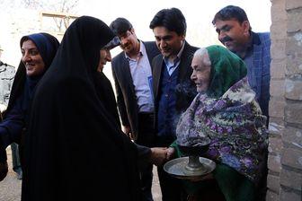 احمدی پور پایگاه طبیعتگردی استان یزد را افتتاح کرد