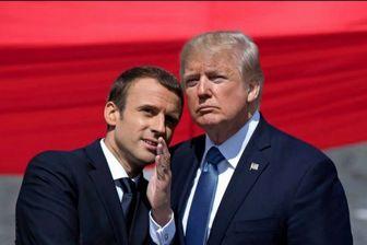 دلیل همگامی فرانسه با مواضع ضد ایرانی آمریکا