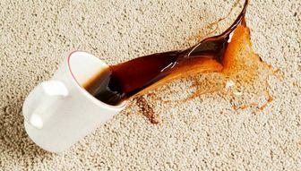 ترفندهای جالب برای پاک کردن لکه فرش