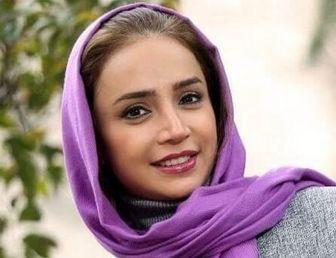 تهرانگردی شبنم قلی خانی /عکس