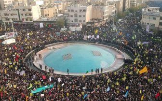 واکنش خبرگزاری فرانسه به خروش انقلابی مردم ایران