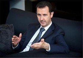 اسد: در برابر توطئههای خارجی پایداریم
