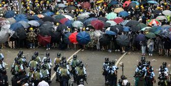 رد پای آمریکا در بروز ناآرامیها در هنگ کنگ