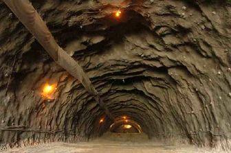 کشف یک تونل و مقر داعشیها در الانبار