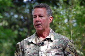 فرمانده آمریکایی: نگران تحرکات طالبان هستیم!