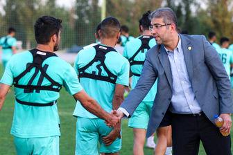 دیدر با AFC برای حل مشکل میزبانی تیمهای ایرانی