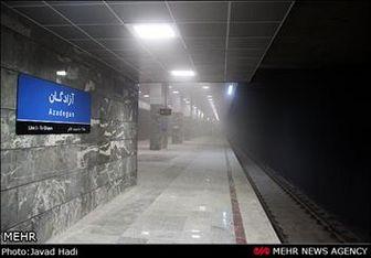 دلیل تاخیر در بهره برداری خط ۳ مترو