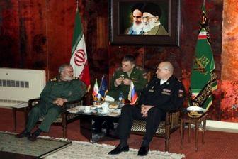 شکست تروریسم در سوریه محصول مشارکت نیروهای مسلح ایران و روسیه است