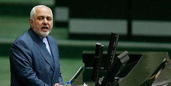حضور ظریف در فراکسیون مستقلان مجلس