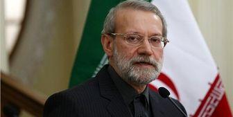 پیام تسلیت لاریجانی به رؤسای مجلس، جمهور و نخستوزیر عراق