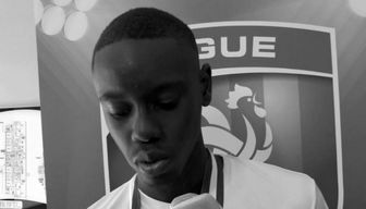 مرگ مشکوک فوتبالیست ۱۸ ساله