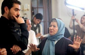 عکس قدیمی «شهاب حسینی» در پیج پوران درخشنده